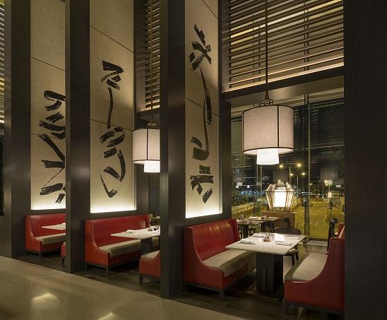 The Grand Cafe, Grand Hyatt Hong Kong - JMT Leather